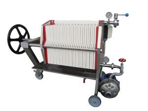 Плиточный фильтр для пивоваренного завода BREWORX