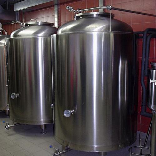 Цилиндрические ферментеры для первичной ферментации пива