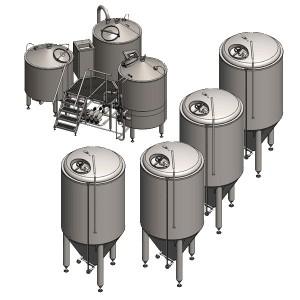 Brewery Breworx Tritank