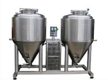 Fermentation block for cider and beer