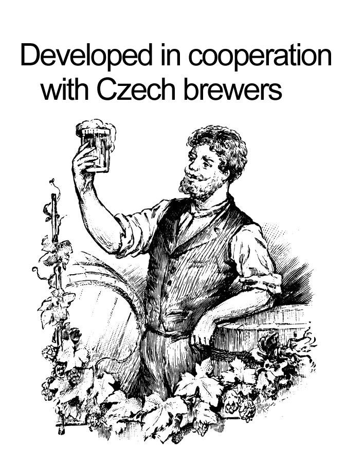 Czech brewmaster