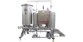 Свечные диатомовые фильтры для пива земли
