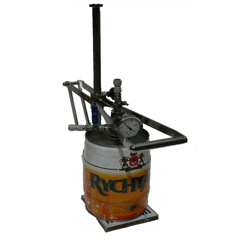 K5F-02 Party keg filler