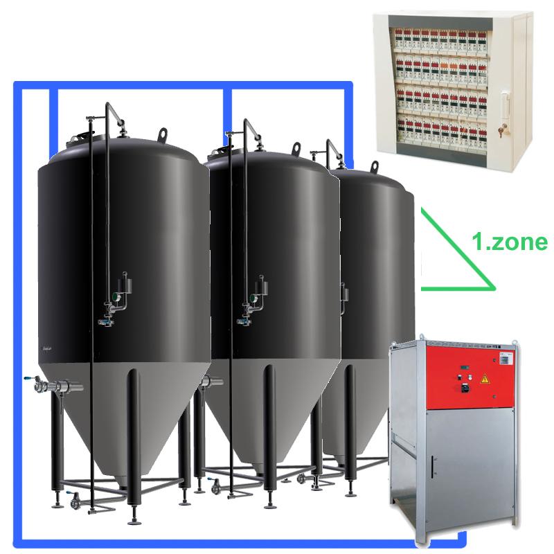CBFSCC-1Z-04-Complete-beer-fermentation-sets-central-cabinet