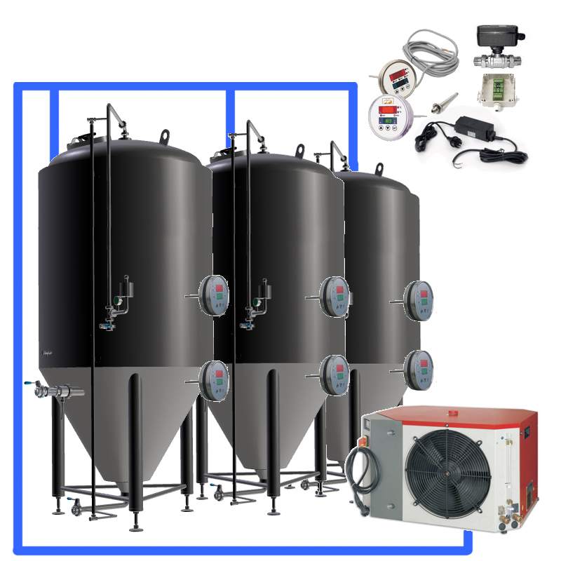 CBFSOT-2Z-02-Complete-beer-fermentation-sets-on-tank-controllers