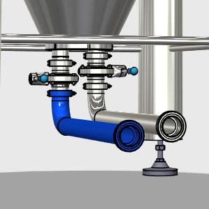 CCTM A2 011 300x300 - RO1-DO1 Резервуар для слива в бак