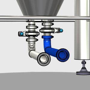 CCTM A2 012 300x300 - RO1-DO1 Резервуар для слива в бак