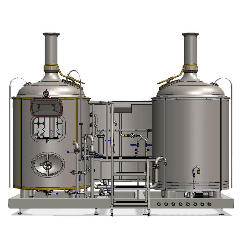pivovar breworx modulo classic 500SD 002 - BREWORX MODULO - modulární řemeslné pivovary pro restaurace