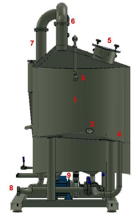 BH BWLE 300 450x700 09 гидромассажная ванна - BREWORX LITE-ECO | Технические характеристики варочного цеха