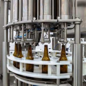 Systémy pro plnění piva do prodejních obalů