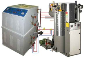 Systems and equipment for heating the water and wort in breweries