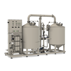 BREWORX LITE-ECO wort brew machines - the brewhouse designed to production wort from malt extract