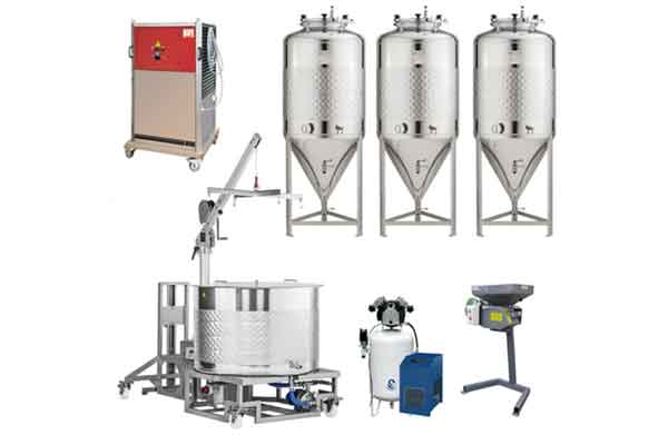 Brewmaster brewery