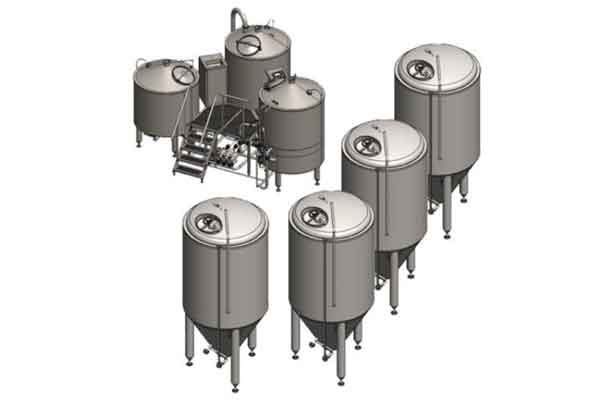 Compact breweries