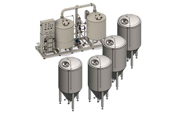 Lite-Eco brewery
