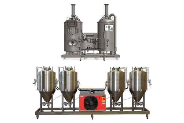 Modulo brewery