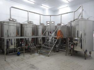 Pivovary BREWORX OPPIDUM - výkonný pivovarnický systém