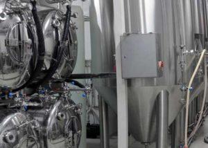 Fermentatori e serbatoi destinati alla fermentazione secondaria del sidro