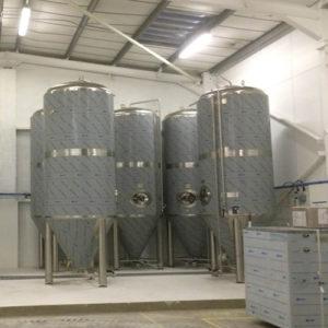 Kompletní sestavy pro fermentaci cideru