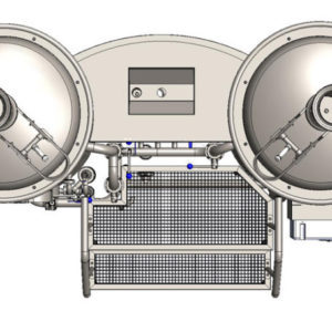 brewhouse breworx liteme 250pmc 004 456x456 300x300 - Hot block | Equipment for malt processing and wort production