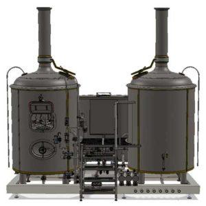 Modulo Classic stroj na výrobu mladiny - kompaktní systém výroby mladiny pro modulární pivovary