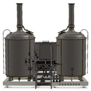Stroj na výrobu mladiny Modulo Lite-ME 1000 pro výrobu mladiny ze sladovny