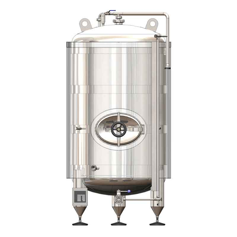 Танк для созревания пива MBTVI