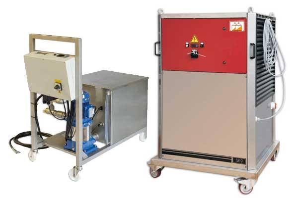 Topné systémy pro výrobu cideru