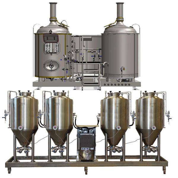 Pivovary MODULO CLASSIC 501
