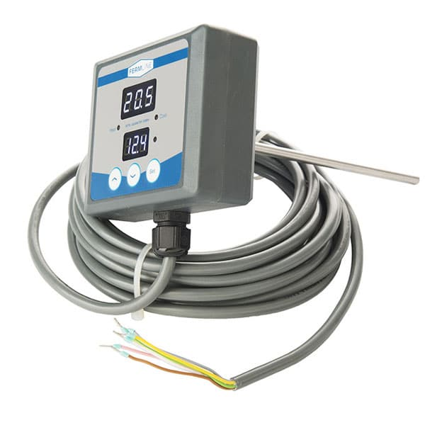 Measuring & Control systems for beer production tanks