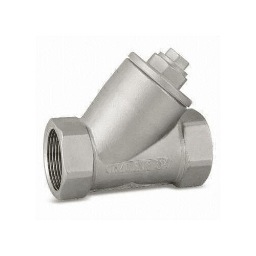 Screwed pipe Y-filters