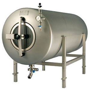 maturation bright beer tank horizontal 01 1 - BPT | Beer production tanks