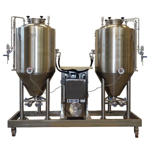 Компактные установки для ферментации сидра
