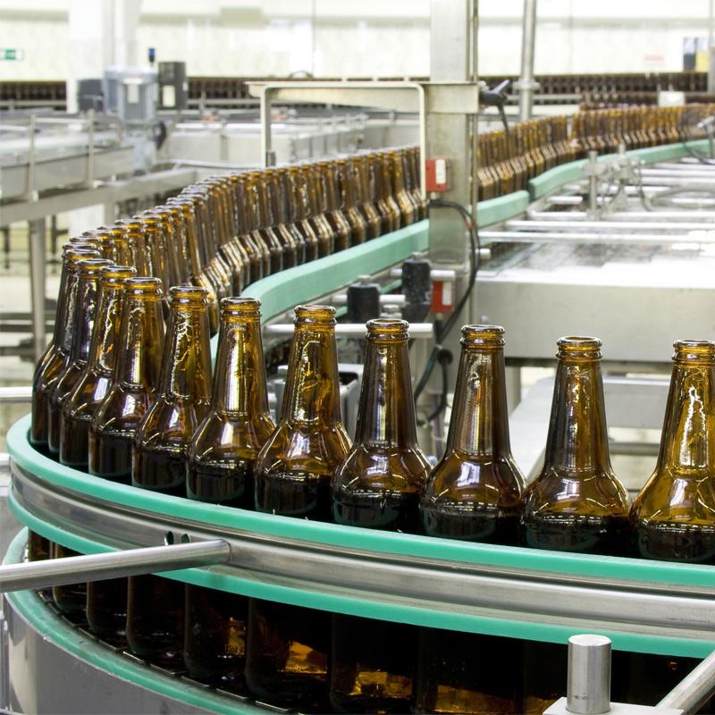 машины для манипулирования бутылками