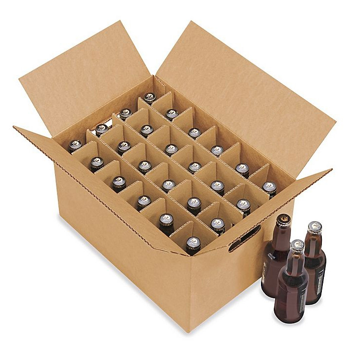машины для упаковки бутылок