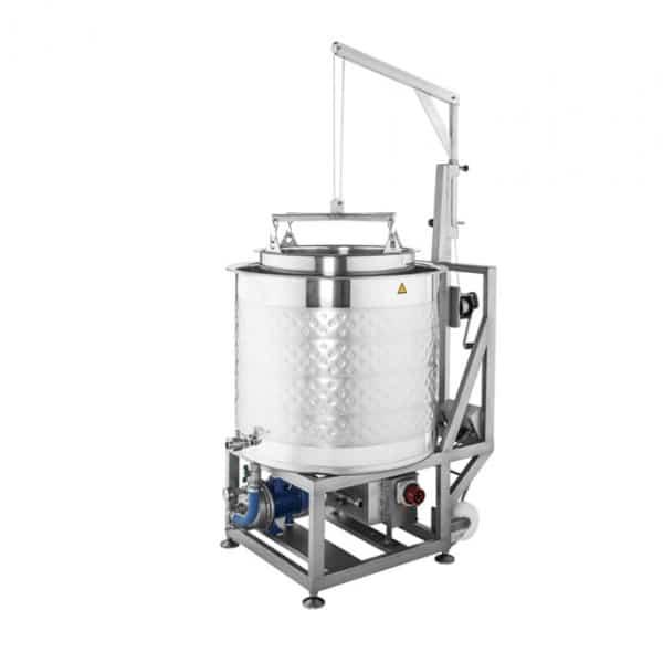 Wort boiling machine BREWMASTER BM-200