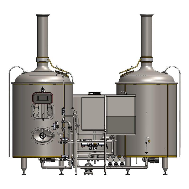 BH-BWCL-800 Wort boiling machine BREWORX CLASSIC 800