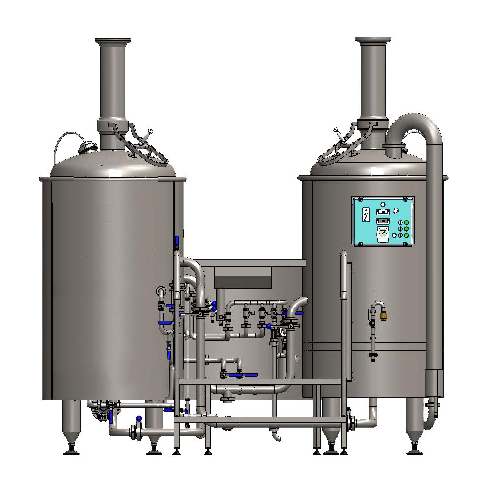 BH-BWCL-150 Wort boiling machine  BREWORX CLASSIC 150