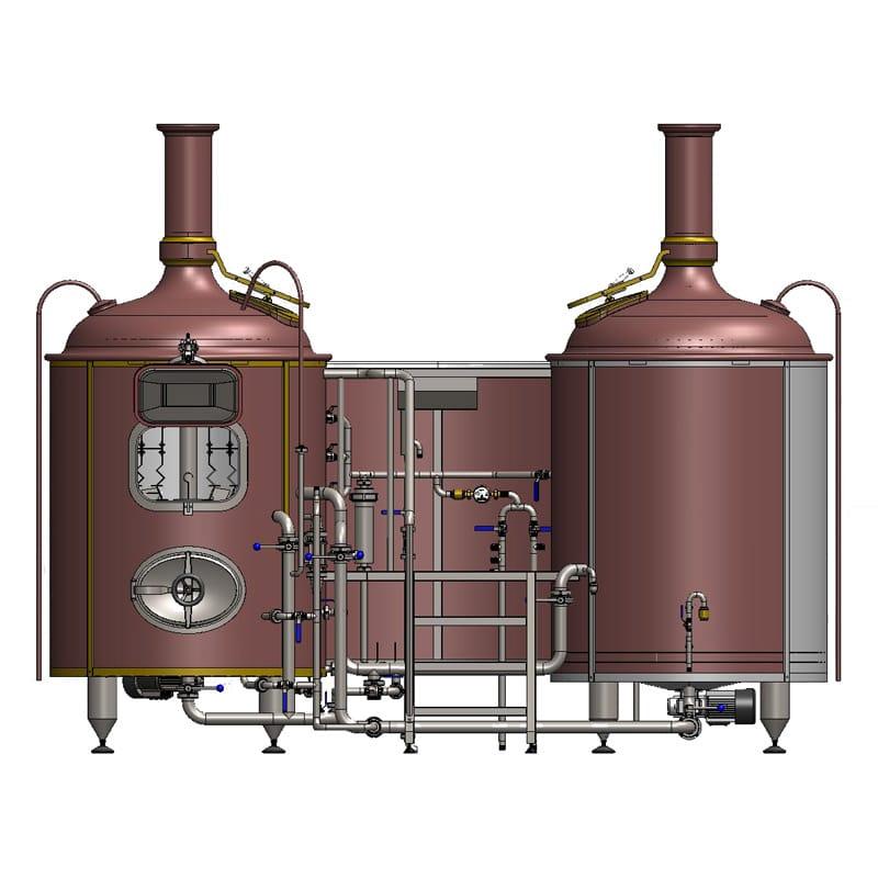 BH-BWCL-400 Wort boiling machine BREWORX CLASSIC 400