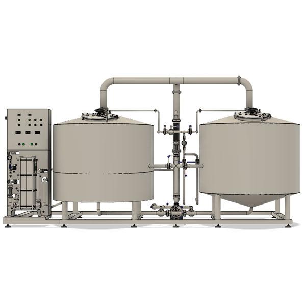 BH-BWLE-1000 Wort boiling machine BREWORX LITE-ECO 1000