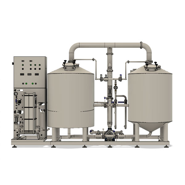 BH-BWLE-300 Wort boiling machine BREWORX LITE-ECO 300