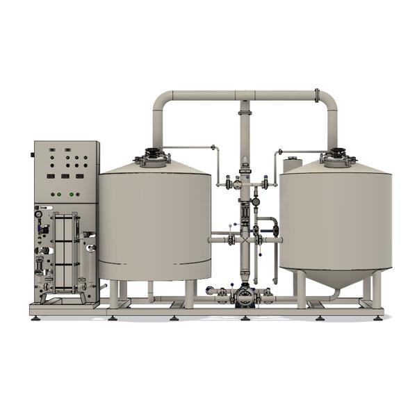 BH-BWLE-600 Wort boiling machine BREWORX LITE-ECO 600