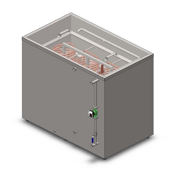 Емкости для охлаждения воды